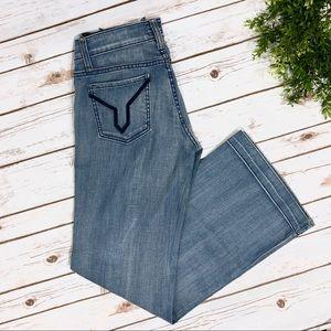 Vigoss Wide Leg Jeans Light Wash